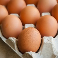 Egg shortage in some supermarkets amid bird flu outbreak and increased demand