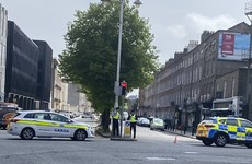 Man killed in single-vehicle road collision in Dublin city centre