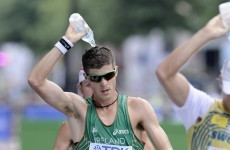London 2012: Introducing... Colin Griffin