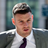 Footballer Anthony Stokes appears in court accused of headbutting man in Temple Bar pub
