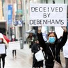 'Deceived by Debenhams': Workers urge government to save their jobs ahead of liquidation hearing