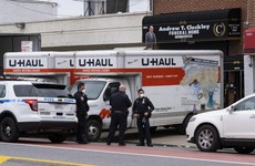Police called after New York funeral home puts dozens of bodies in rented trucks