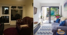 Dull to delightful: 6 readers share their before-and-after living room transformations