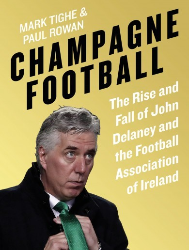 'A shocking exposé' - Book detailing the rise and fall of John Delaney to be released