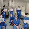 Student radiographers will be offered three-month paid contract from 18 May