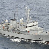 Naval service detains Spanish fishing boat