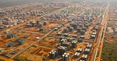 GALLERY: Massive Chinese-built ghost town in the middle of Angola