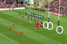 When brilliant assists from Mafi and ROG helped Munster to beat Leinster