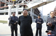 Kim Jong Un makes first public appearance in 20 days amid rumours of ill health