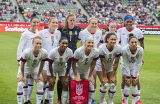 Judge rules against US women's soccer team in equal pay case