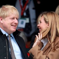 Boris Johnson and Carrie Symonds name son after doctors who treated prime minister when he had Covid-19