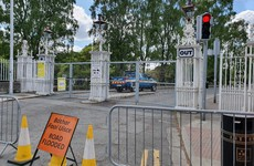 Gardaí restrict access to Phoenix Park due to planned anti-lockdown protest