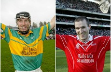 'Incredible hurlers, the best two I've ever come across to demand the ball when the pressure was on'