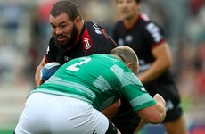 Springbok prop leaves Toulon for Bulls return