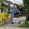 Two teenagers arrested after 11-year-old boy shot in London