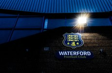 Waterford FC become the latest club to 'temporarily' lay off players and coaching staff