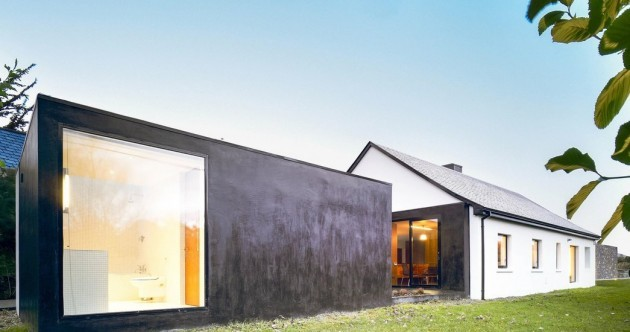 Cutting-edge cottage: Striking design meets timeless tradition at this Connemara bolthole