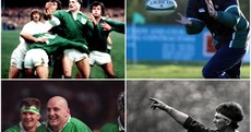 The great Irish rugby captains quiz