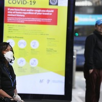 Bus and rail union calls for compulsory face masks on public transport as restrictions ease