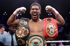 Hearn hints Anthony Joshua's title defence will not be behind closed doors, may be in the Middle East