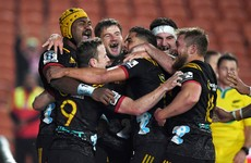 We could be watching Super Rugby from New Zealand as soon as next month