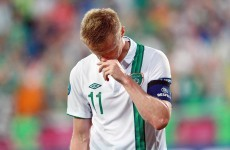 Euro disaster sees Ireland fall to 26th in the world