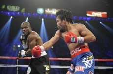 'Nothing criminal' in Pacquiao-Bradley bout