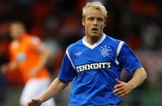 Everton raid Rangers to snare free agent Naismith