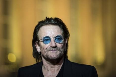Bono turns 60 on Sunday.
