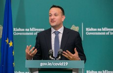 Cabinet decision about Leaving Cert exams to be announced this afternoon, Taoiseach confirms