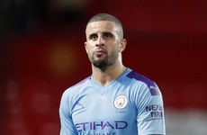 'I now feel as though I am being harassed' - Man City star Kyle Walker