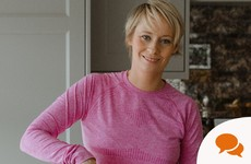 Olympian, author and fitness expert Derval O'Rourke shares some healthy recipes