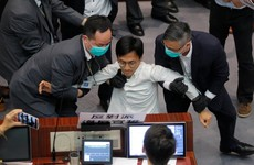 Unrest returns to Hong Kong as politicians battle for key committee position