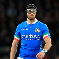 Dubliner Ian McKinley chases 'elusive' Italy win as his story becomes a film