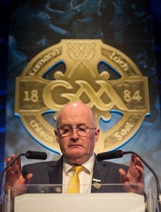 Horan: GAA resumption unlikely while social distancing remains in place