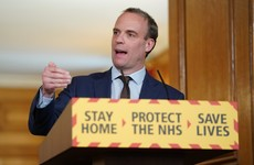 'Shambolic': Confusion reigns on UK restrictions as Raab says people should only return to work from Wednesday
