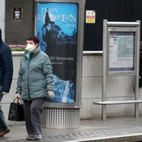 Compulsory facemasks and temperature checks - unions want changes to public transport as part of return to 'normal'