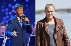 Hold me (back) now: What's all this about Johnny Logan and Dickie Rock?