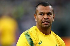Racing 92 confirm signings of Wallabies Kurtley Beale and Luke Jones