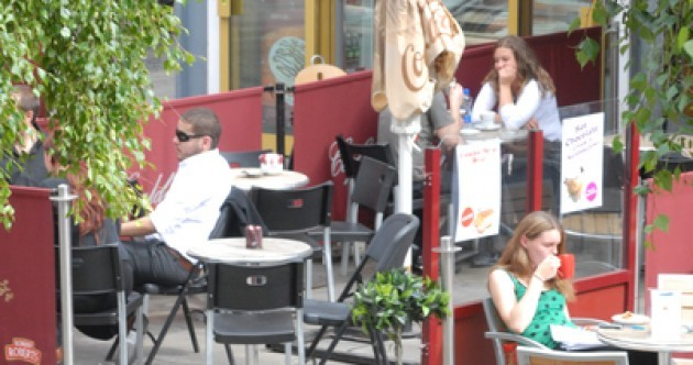 Council told to 'cop on' over plans to reduce outdoor seating for pubs and restaurants