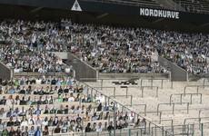 German fans warned ahead of Bundesliga restart this weekend