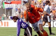 VIDEO: It was 14 years ago today, Dennis Bergkamp taught us how to play