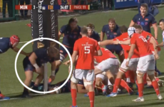 It's no longer possible to score a try against the post protector