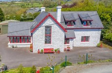 Unique family home in West Cork with plenty of room for entertaining - yours for €395k