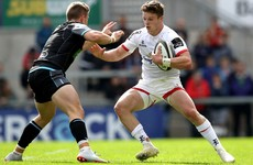 21-year-old wing Kernohan set for Championship move after leaving Ulster