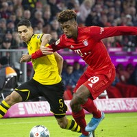 Bayern Munich and Borussia Dortmund recommence eagerly-awaited German title race