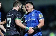 Hawaiian tighthead Salanoa set for switch from Leinster to Munster