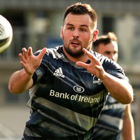 Leinster academy tighthead Aungier set to make switch to Connacht