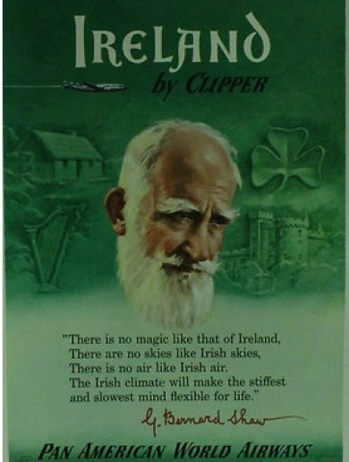 Would these posters entice you to visit Ireland?