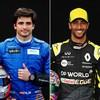 Sainz and Ricciardo on the move as Ferrari and McLaren make changes for 2021